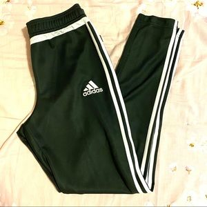 Adidas Men Tiro Pants in Charcoal/Gray